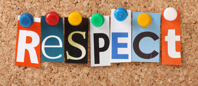 Treating patients with respect